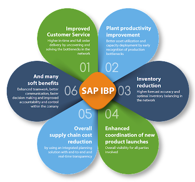 SAP IBP introduction
