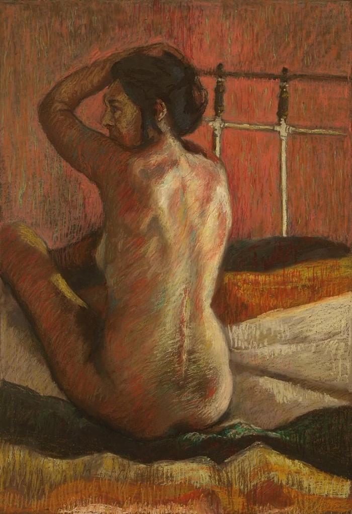 Испанский художник. Juan Dominguez