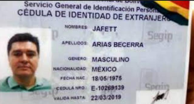 """José González Valencia, """"El Cuini"""" cuñado de El Mencho pide ser extraditado a México"""