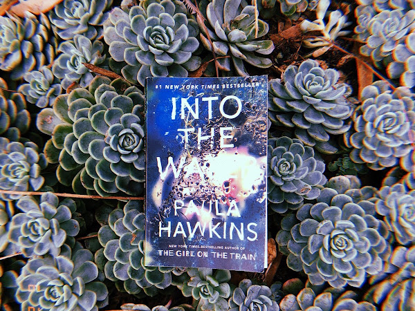 Book Club: Into the water