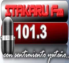 Radio Itakaru FM 101.3 en Vivo