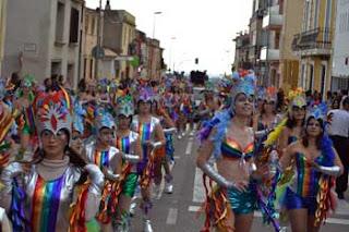 Tots per un, Carnaval 2017 Sant Jaume dels Domenys