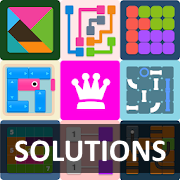 Puzzledom - classic puzzles all in one by MetaJoy solutions, cheats, answers, walkthrough for all levels