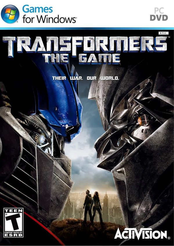 Transformers: the game (158 mb) – deca games.
