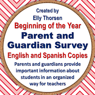 Parent and Guardian Survey