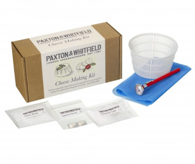 Kit para hacer queso de Paxton & Whitfield