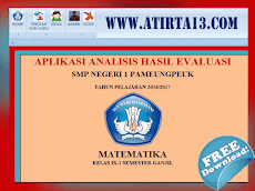 Download Aplikasi Analisis Hasil Evaluasi ( AHE )
