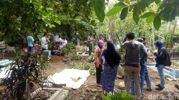 Bukan Karena Azab, Ini Penyebab 3 Mayat Muncul dari Kubur di TPU Cikaret Bogor