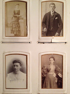 Woodville Victorian Photo Album Page 9