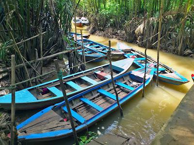 Canali Thoi Figlio Island - My Tho
