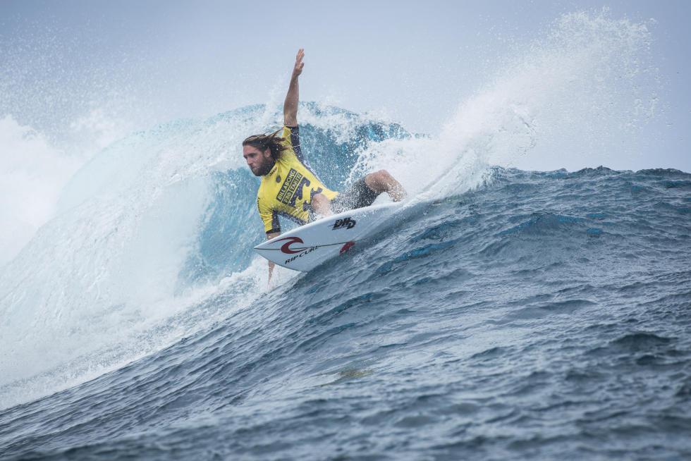 15 Matt Wilkinson AUS Billabong Pro Tahiti foto WSL Kelly Cestari