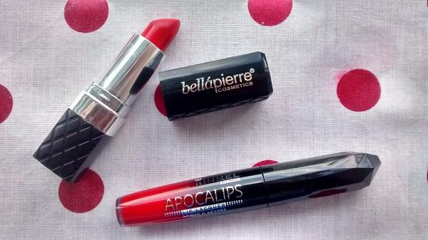 Bright Red Lipsticks