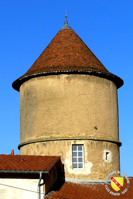 VILLE-AU-VAL (54) - Maison-forte de Villers-les-Prud'hommes