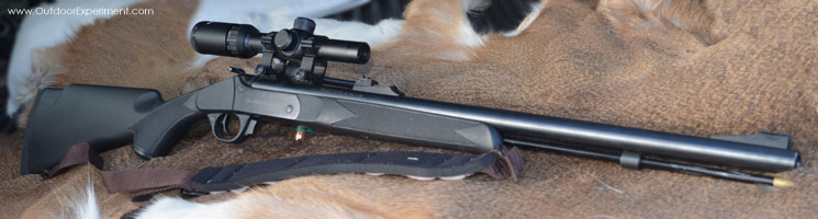 traditions buckstalker review muzzleloader hunting rifle outdoor