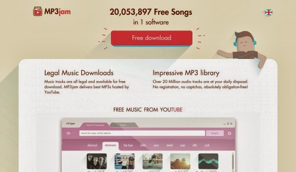 PC & Music TechnoGeek: MP3jam Review: Convert YouTube Videos