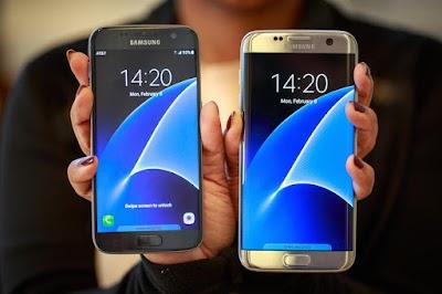 Galaxy S7 : caractéristiques,  غالاكسي S7: الخصائص،