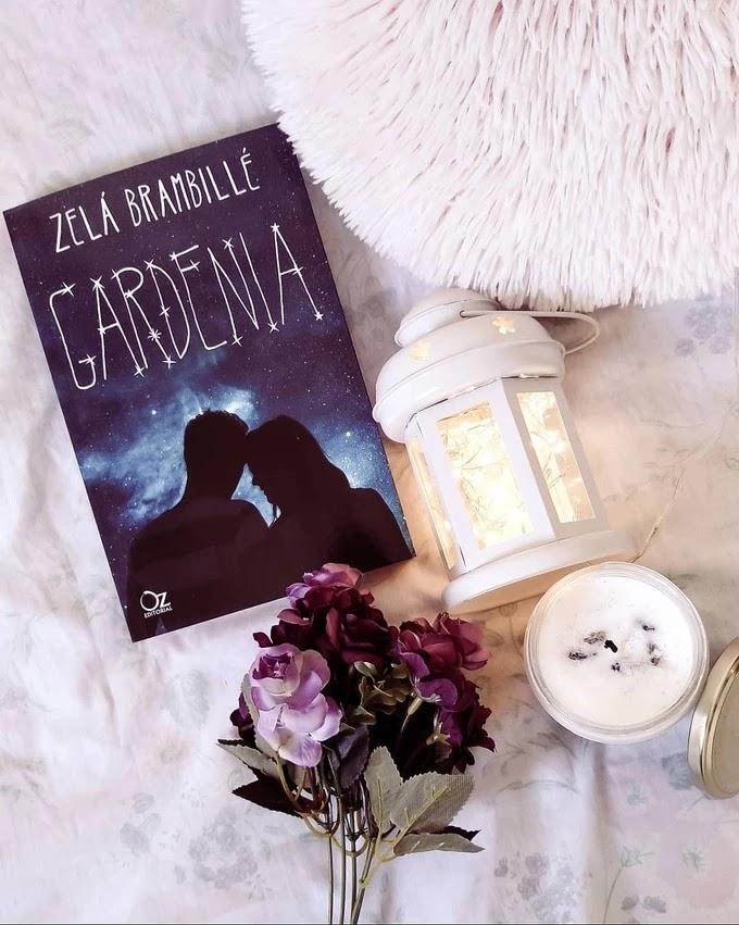 Foo del libro Gardenia de la autora Zelá Brambillé