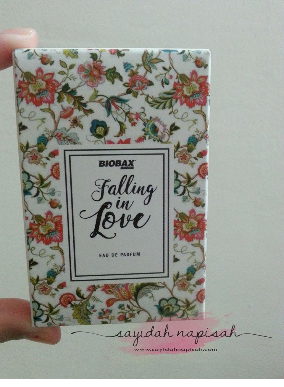 perfume falling in love