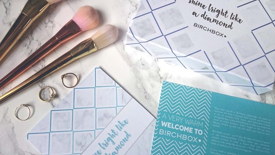 Birchbox, Beauty Subscription box, review, The Style Guide Blog, beauty blog, irish blog