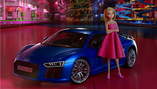 Green Pear Diaries, publicidad, advertising, spot, Audi, La muñeca que eligió conducir