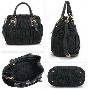 4b621534b4a0 Luxury Branded Bags Up to 75% Off: Prada BN1792 - Gaufre Nylon ...