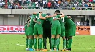 RUSSIA 2018:NIGERIA DEMOLISHES CAMEROON