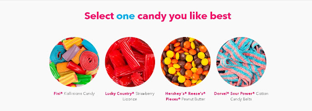 candy quiz from candyclub