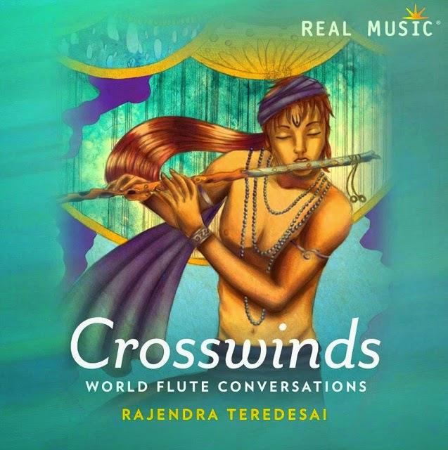 """Nuevo CD: """"Crosswinds"""", conversaciones entre las flautas del mundo"""