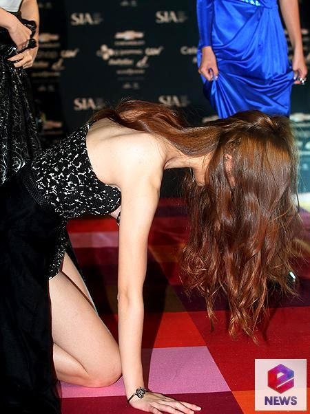 Shabet at the 2013 Style Icon Awards (SIA)