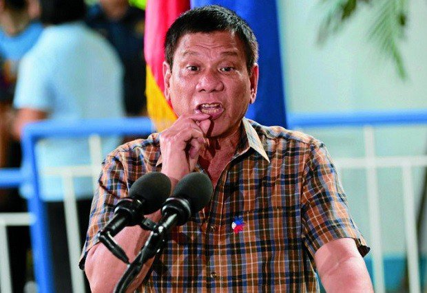 Duterte Threatens Abu Sayaff: 'I Will Eat You Alive, Raw ... Literally'