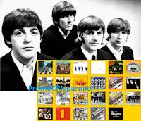 Logo VirginRadio: vinci gratis tutta la discografia in vinile dei Beatles