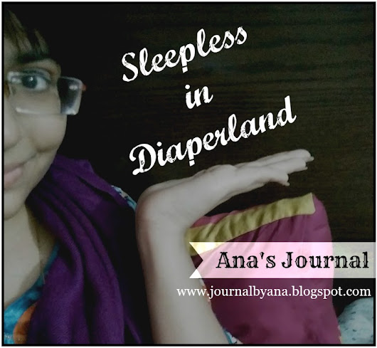 Sleepless in Diaperland!