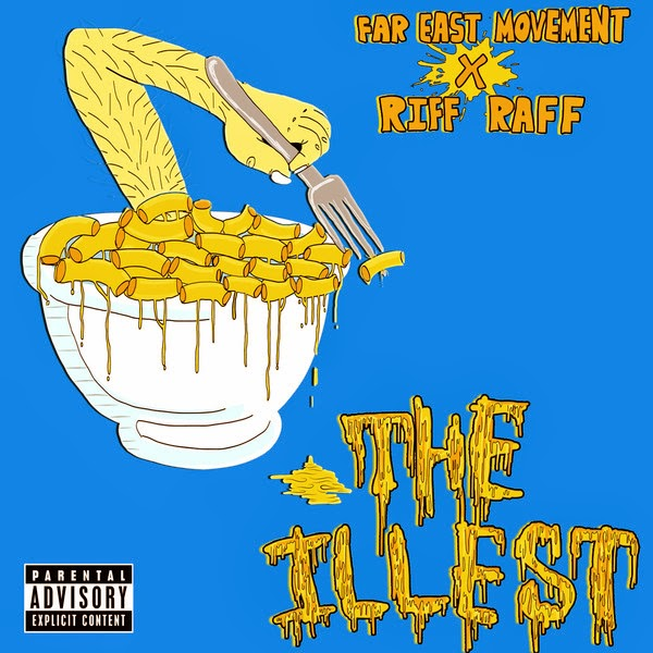 Far East Movement - The Illest (feat. Riff Raff) - Single  Cover