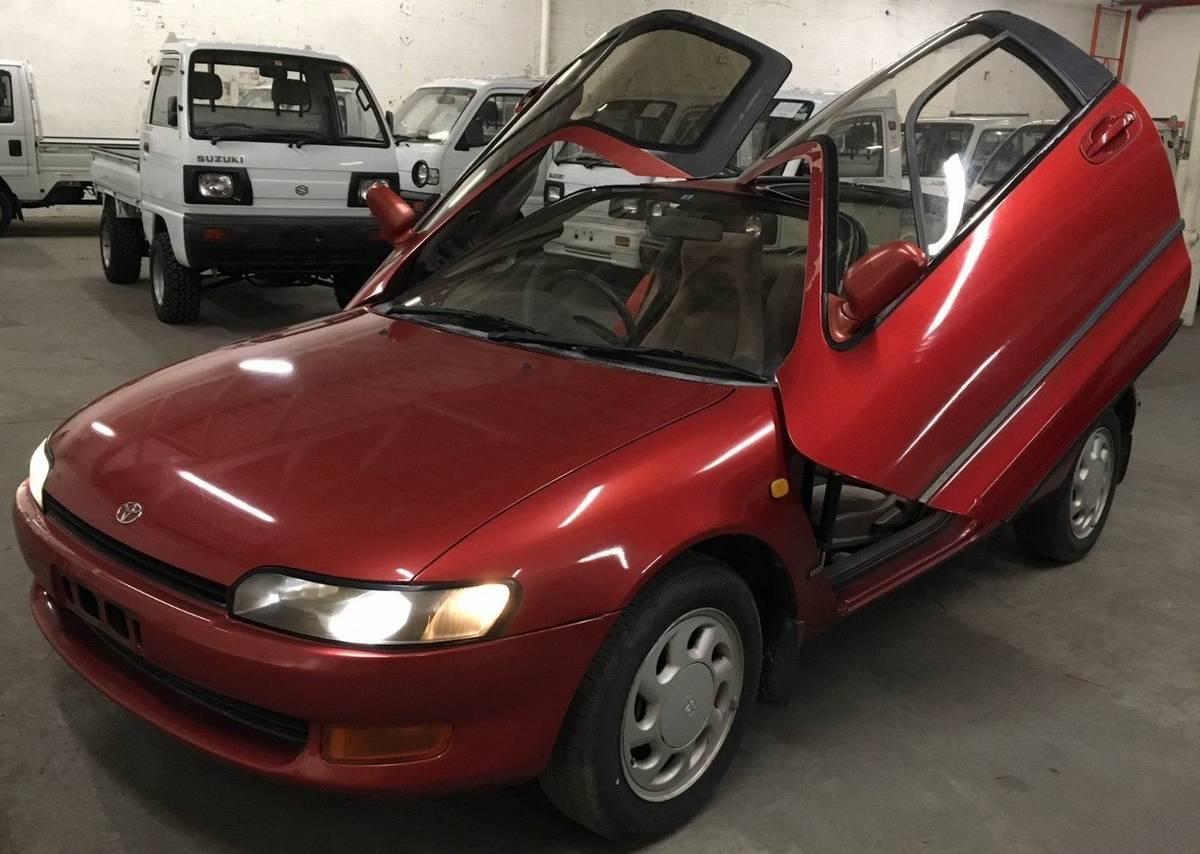 Daily Turismo Siren Song 1991 Toyota Sera