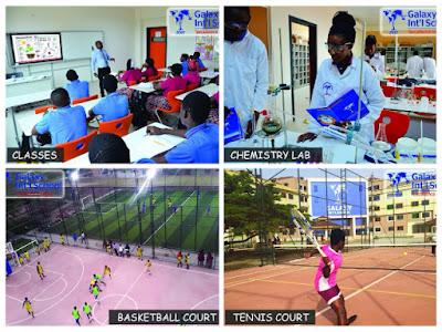 Galaxy International Schools, Ghana