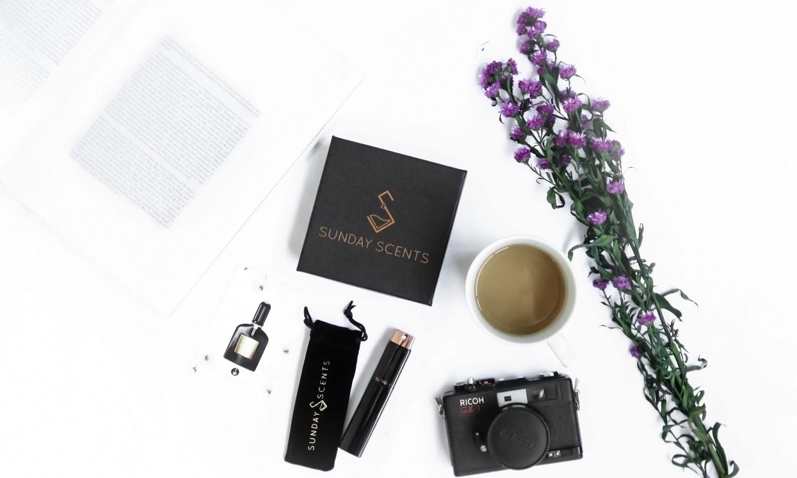 sunday scents perfume subscription