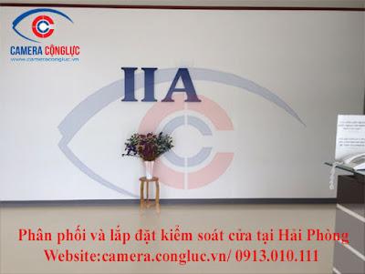Công ty IIA - KCN Đình Vũ - Hải Phòng.