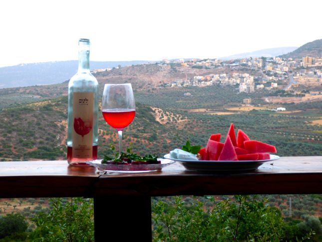 ISRAEL IS THE WINE LOVER'S ULTIMATE DESTINATION