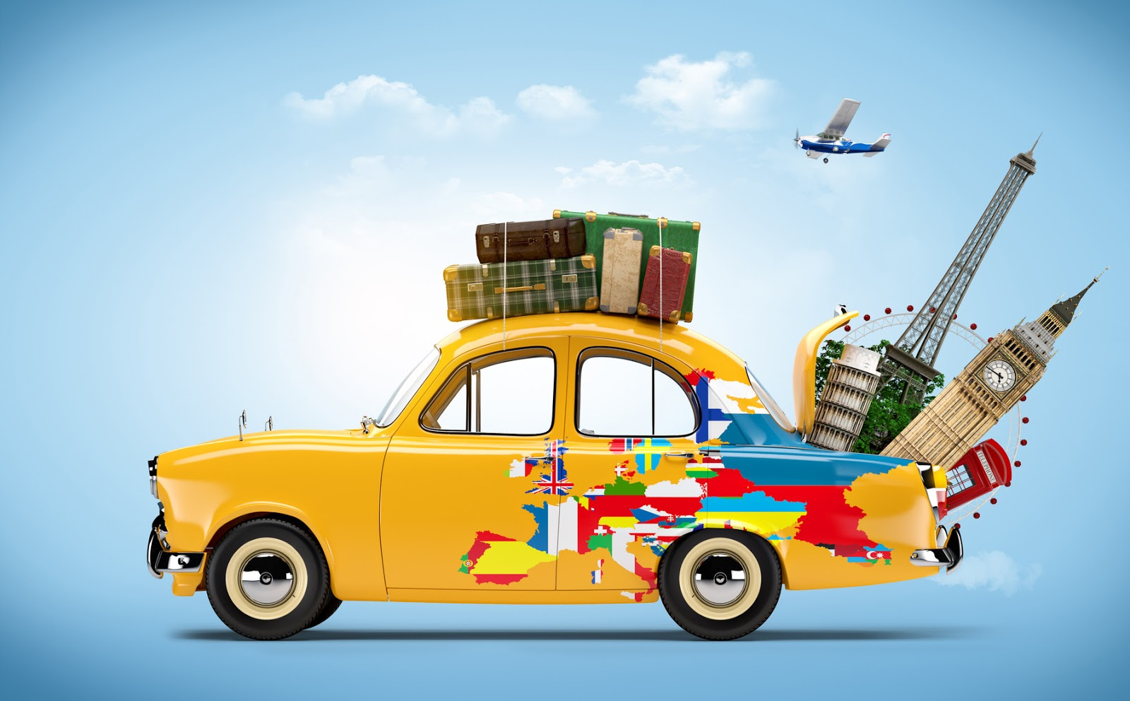 Time To Travel - Royalty Free Stock Music   Background