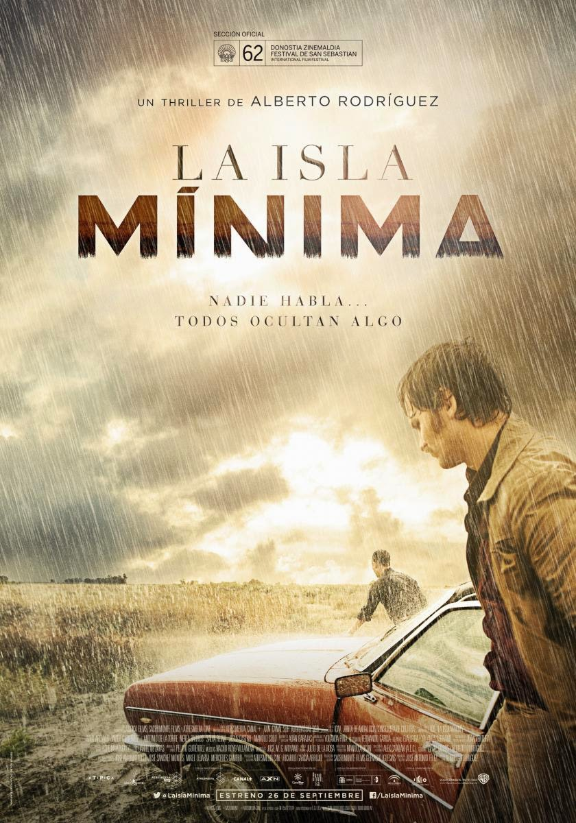 Cartel de la Isla Mínima para sofapelimanta