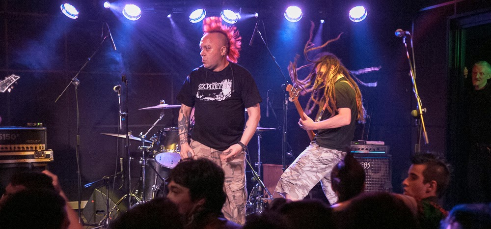 Punk Not Dead! The Exploited