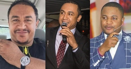 """Daddy Freeze May Not Live To See Next Year"" — Nigerian Pastor Says, Daddy Freeze Replies, Cries Out"