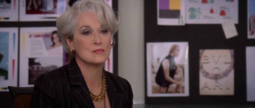 a comprehensive analysis of the devil wears prada a movie by david frankel In one scene in the new movie the devil wears prada, the heroine the devil wears prada is the first film to take a 21st-century view of fashion the devil wears prada, directed by david frankel.