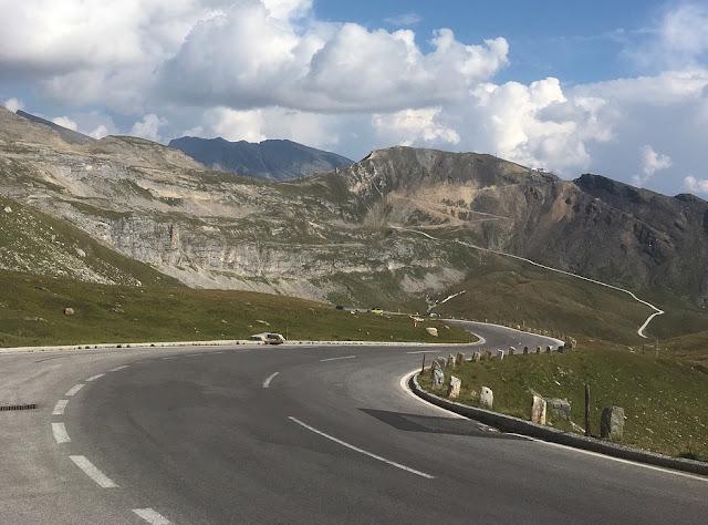 Itinerari in moto Tirolo