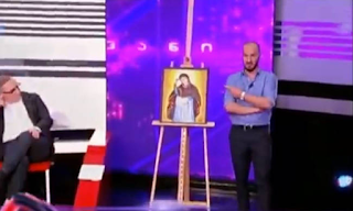 Αίσχος – Πολεμούν την Ορθοδοξία: Εμφάνισαν εικόνα της Παναγίας να αυτοκτονεί - EIKOΝΕΣ
