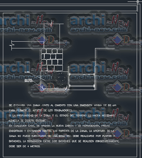 download-autocad-cad-dwg-file-structure-rehabilitation-substitution-girder-Support