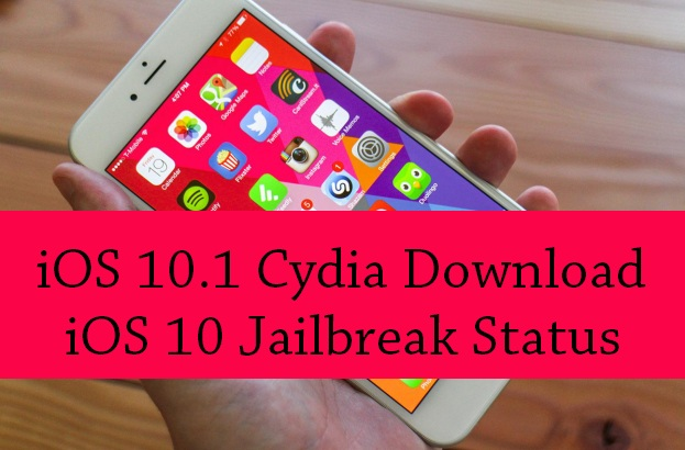 111 iOS 10.zero.2 and iOS 10.1 cydia Obtain and jailbreak Standing Jailbreak