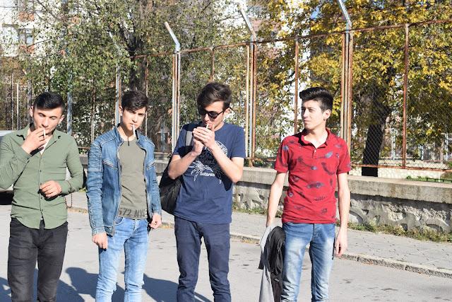 Mustafa Hız, Enes Faruk Demirci, Harun İstenci, Taner Keşcioğlu