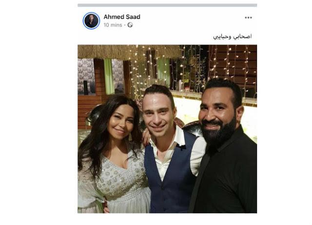 خناقة شيرين وحسام حبيب ..أول رد من حسام حبيب على خبر انفصاله عن شيرين
