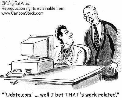 Avoiding Being Fired Over Internet Use: Dos and Don'ts of